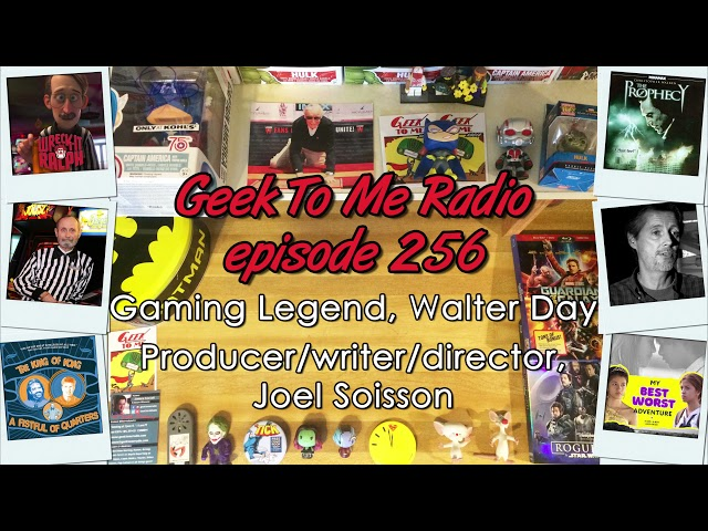 256-Video Game Legend, Walter Day-'The Prophecy' and 'Dracula 2000' with Joel Soisson