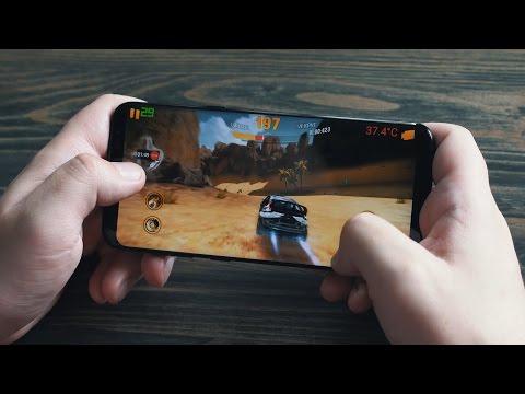 Обзор Samsung Galaxy S8+ в играх: тест в разных разрешениях (game test)