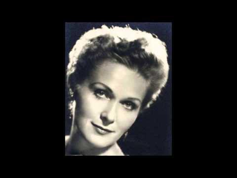 Schubert - Im Frühling - Schwarzkopf / Fischer Turin 1954