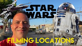 Star Wars Filming Locations Then and Now | Most Important Star Wars Location Ever | Star Wars Street