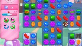 Candy Crush Saga Level 346 UPDATED