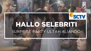 Video Surprise Party Ultah Aliando - Halo Selebriti 26/10/15 download MP3, 3GP, MP4, WEBM, AVI, FLV September 2018