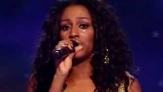 X Factor Final  Alexandra Burke Winning Performance Hallelujah