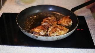 Куриные бедра за пол часа от Давай Пожрём