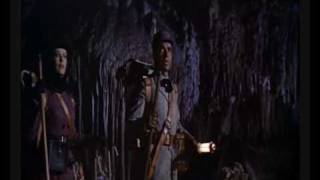 Journey to the Center of the Earth - Viaggio al centro della terra (1959) Trailer