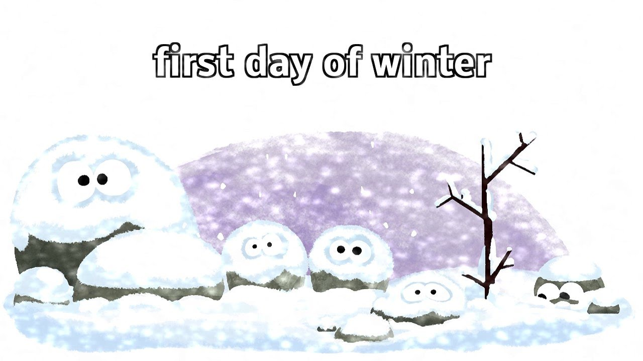 first day of winter –  –    2016 – talvipivnseisaus – Google Doodle