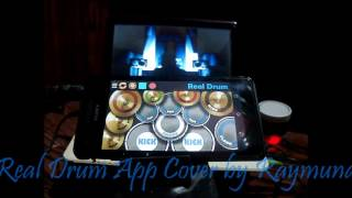 Video Alan Walker - Alone (Real Drum App Cover by Raymund) download MP3, 3GP, MP4, WEBM, AVI, FLV April 2018