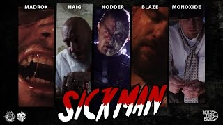 Twiztid & Blaze Ya Dead Homie - SICKMAN Official Music Video (Sid Haig & Kane Hodder)