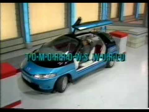 BBC1 Tomorrow's World 31st May 1990 - The car that parks itself
