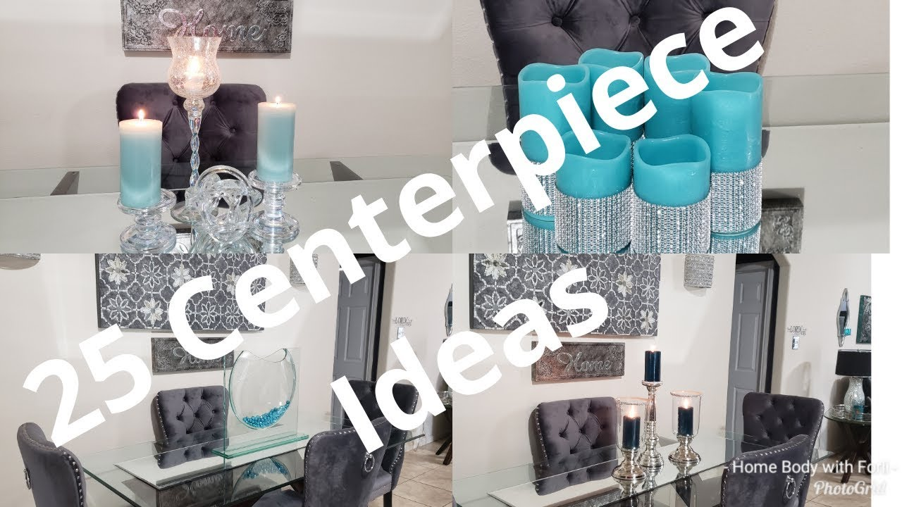 25 Glam Dining Table Centerpiece Ideas Simple Glam Ideas Youtube