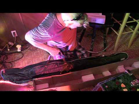 No Doubt Unboxing Stagg Double Bass 7-31-15