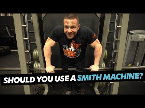 How and When to Use The Smith Machine