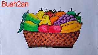 Mewarnai Aneka Macam Sayuran Mewarnai Gambar Vegetable