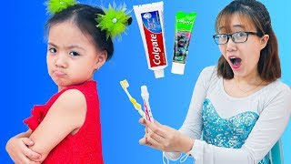 """"""" No No """" Bedtime Song Nursery Rhymes for Kids Education video"""