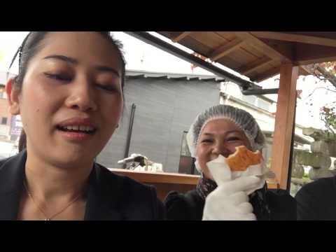 BNI Vietnam- Nướng bánh senbei