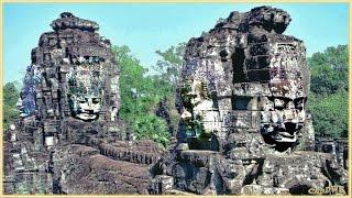 CAMBODIA: Angkor Tom (Hauptstadt i.11.JH) - Weltkulturerbe