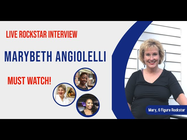 Rockstar Interview with Marybeth