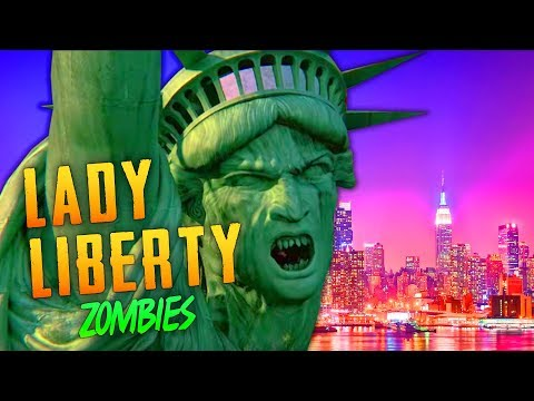 Thumbnail: Lady Liberty Zombie Infection (Call of Duty Zombies)