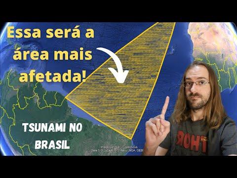 Um tsunami vai atingir o Brasil! Será!?