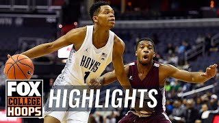 Georgetown vs Alabama A&M | Highlights | FOX COLLEGE HOOPS