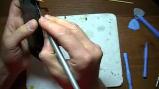 HTC C520e One SV разборка, замена дисплея и сенсора(, 2013-11-09T21:25:34.000Z)