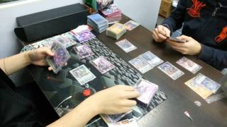 CardFight!! ヴァンガード 対戦動画 36 Blaster Joker with G Units vs Deletors