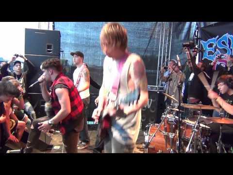 Eskimo Callboy - Antichrist Sex Pornstyle (Live/Mair 1 Festival 2011)
