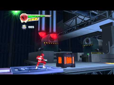 Power Rangers: Super Legends (PC) walkthrough - Mighty Morphin' - Part One