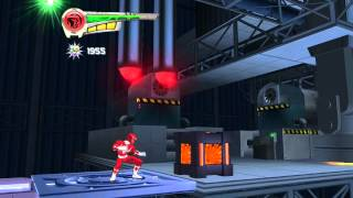 Power Rangers: Super Legends (PC) walkthrough - Mighty Morphin