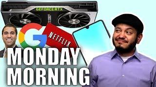 Netflix Ads, FCC Hearing, Mate 20 Notch, ISPs Want More Public Money but No Regulations - #SGGQA
