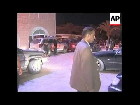 Qatari FM meets Palestinian president Mahmoud Abbas