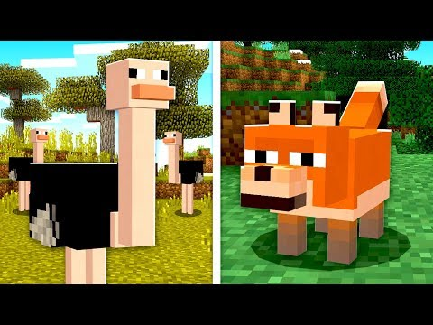 (SNEAK PREVIEW) NEW MINECRAFT 1.14 MOBS! thumbnail