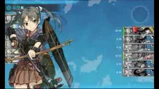 [KanColle] Christmas Event (KanColle x Ars Nova) Stage E-3 Cleared