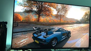 Forza Horizon 4 Xbox One X & HDR Tips for TCL 6 Series