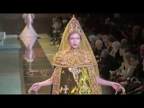 GUO PEI Couture Show SS17 Paris