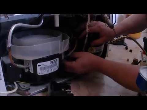 Видео Ремонт холодильников г
