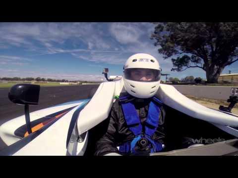 Formula 4 First Drive | Wheels