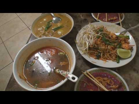 Sab-E-Lee Thai Restaurant Review in San Diego