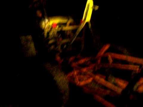 Montemorelos La Garita,tubulares de noche