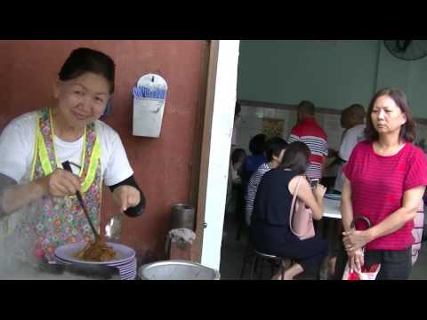 Cathay Restaurant (Kedai Kopi Cathay) (FullVideo), Day 2 Penang (2 February 2017)