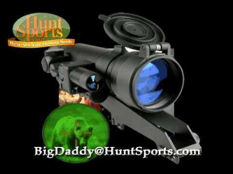 Infrared Hog Hunt Light Wild Boar Hunting Night Vision LED Feeder Lighting System