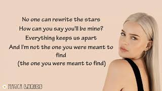 Anne Marie James Arthur Rewrite The Stars Lyrics.mp3