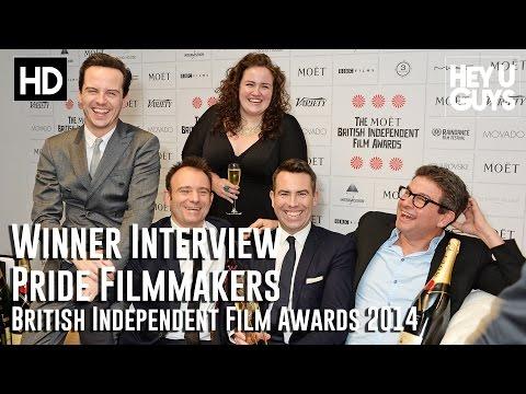 Pride Filmmakers Interview - David Livingstone, Stephen Bereseford, Matthew Warchus
