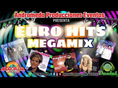 EURO HITS MIX  (Lo +Busk2) DJ DANIEL ANDROMEDA PRODUCCIONES EVENTOS 2019