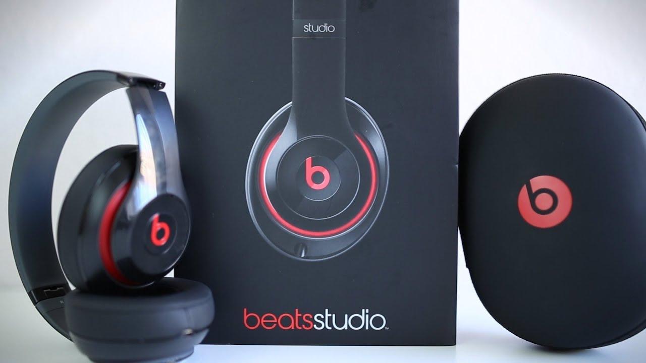 beats studio headphones 2013 unbox overview giveaway. Black Bedroom Furniture Sets. Home Design Ideas
