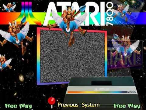 Sega Classics Hyperspin Theme Menu And Roms Download Arcade