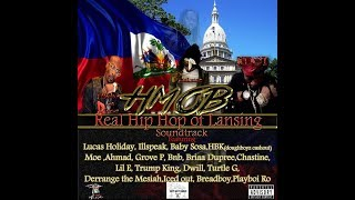 H MOB X Briaa Dupree X Grove P- Its Ok (real Hip Hop Lansing Soundtrack)