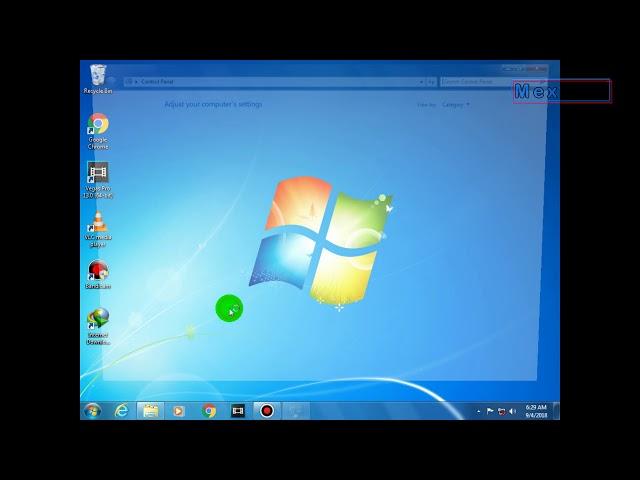 Cara memperbaiki software atau sistem error di windows 7 dengan System Restore