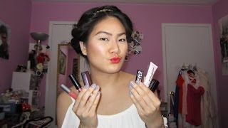 Lip Product Addict TAG Thumbnail