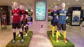 AC Milán Store & Inter Milan Store